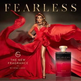 Постер Gina Liano Fearless