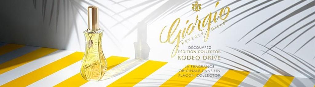 Постер Giorgio Beverly Hills Giorgio Rodeo Drive Collector Edition