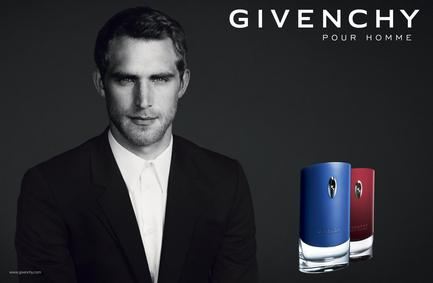 Постер Givenchy pour Homme