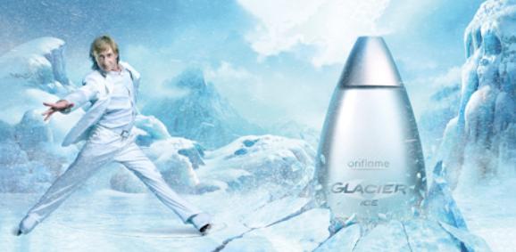 Постер Oriflame Glacier Ice