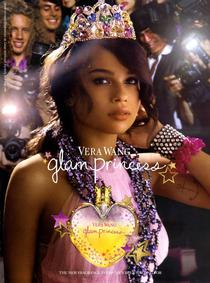 Постер Vera Wang Glam Princess