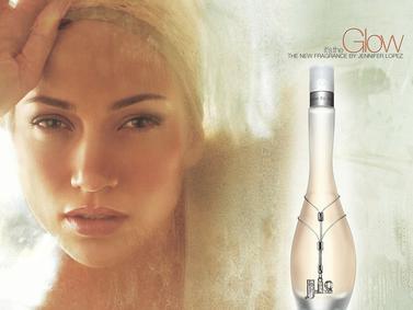Постер Jennifer Lopez Glow