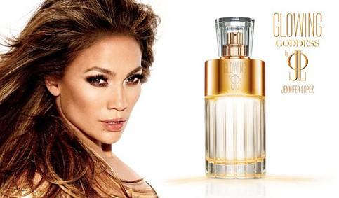 Постер Jennifer Lopez Glowing Goddess