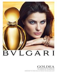 Постер Bvlgari Goldea