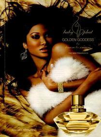 Постер Baby Phat Golden Goddess