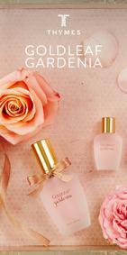Постер Thymes Goldleaf Gardenia