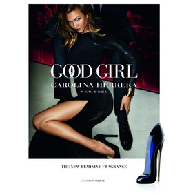 Постер Carolina Herrera Good Girl