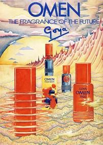 Постер Goya Omen