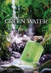 Постер Jacques Fath Green Water