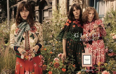 Постер Gucci Bloom