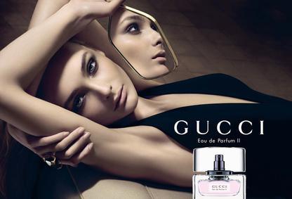 Постер Gucci Eau de Parfum II