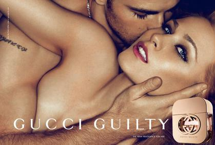 Постер Gucci Guilty