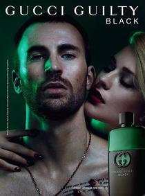 Постер Gucci Guilty Black pour Homme
