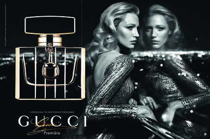 Постер Gucci Première