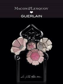 Постер Guerlain La Petite Robe Noire Macon & Lesquoy Edition