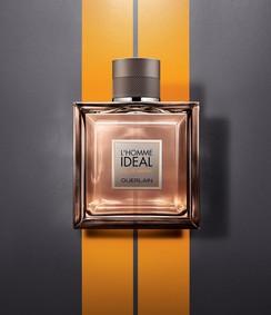 Постер Guerlain L'Homme Idéal Eau de Parfum