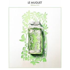 Постер Guerlain Muguet 2016