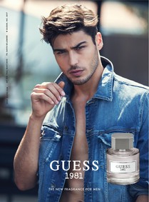 Постер Guess 1981 For Men