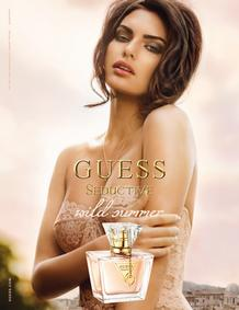 Постер Guess Seductive Wild Summer