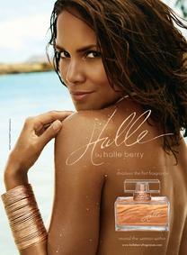 Постер Halle Berry Halle