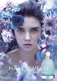 Постер Jesus Del Pozo Halloween Blue Drop