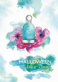 Постер Jesus Del Pozo Halloween Blue Drop