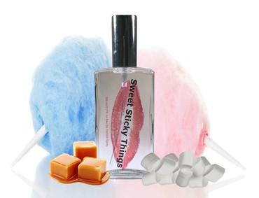 Постер Haught Parfums Sweet Sticky Things