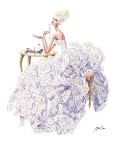 Постер Haute Fragrance Company Chic Blossom