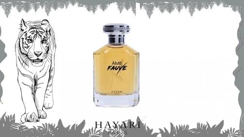 Постер Hayari Parfums Ame Fauve