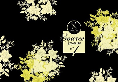 Постер Hayari Parfums Source Joyese No1