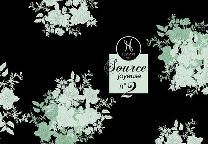 Постер Hayari Parfums Source Joyese No2