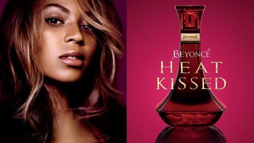 Постер Beyonce Heat Kissed