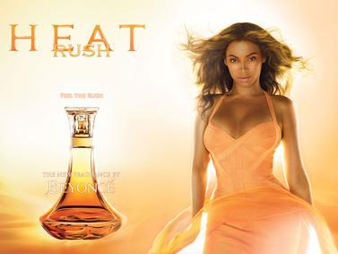 Постер Beyonce Heat Rush