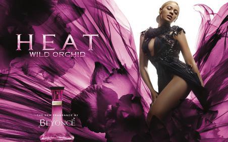 Постер Beyonce Heat Wild Orchid