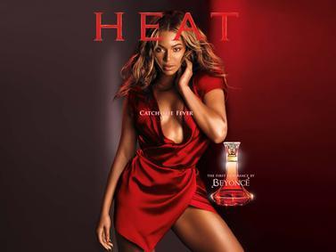 Постер Beyonce Heat