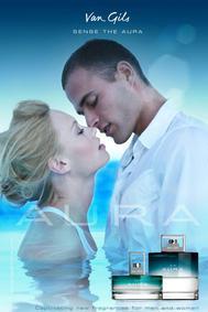 Постер Van Gils Her Aura