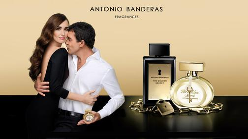 Постер Antonio Banderas Her Golden Secret