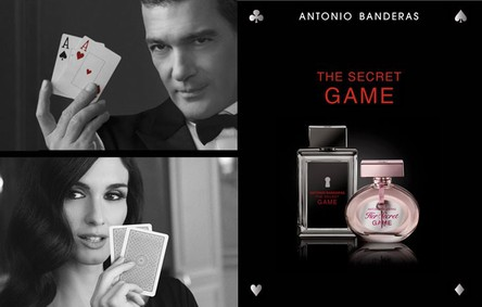 Постер Antonio Banderas Her Secret Game