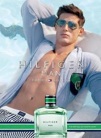 Постер Tommy Hilfiger Hilfiger Man Sport