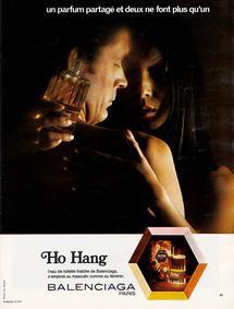 Постер Balenciaga Ho Hang