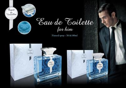 Постер Esprit de Versailles Homme