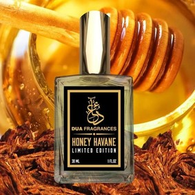 Постер Dua Fragrances Honey Havane