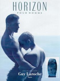 Постер Guy Laroche Horizon