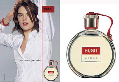Постер Hugo Boss Hugo Woman