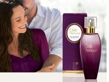 Постер ID Parfums (Isabel Derroisne) Ode à L'amour