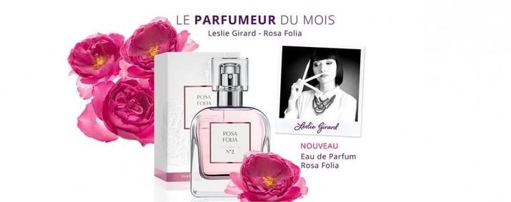 Постер ID Parfums (Isabel Derroisne) Rosa Folia