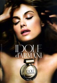 Постер Idole d`Armani