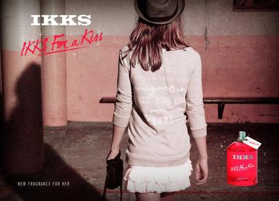 Постер IKKS for a Kiss