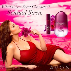 Постер Avon Imari Blossom
