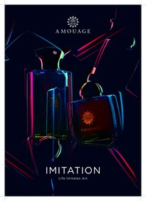 Постер Amouage Imitation For Man
